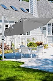 cantilever patio commercial cantilever umbrellas