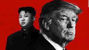 Image result for trump kim images