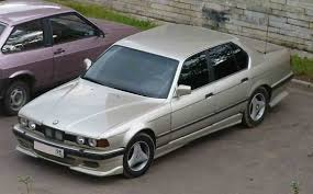 1988 BMW 735I Pictures For Sale
