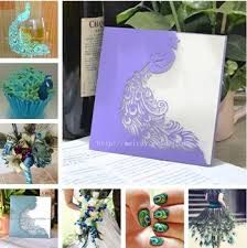 peacock invitations peacock theme purple pocket wedding invitations peacock laser cut