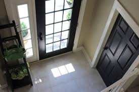 White Door Black Trim The Yellow Cape Cod 31 Days Of Character Building Simple Builder