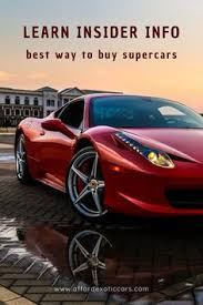 And under that long bonnet lie not only another classic v12 engine but also the most technologically distinctive. Afford Exotic Cars Affordexoticcars Profile Pinterest