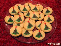 pillsbury christmas tree sugar cookies. Two Frys Pillsbury Christmas Tree Shape Sugar Cookies To