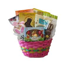 easter surprise gift basket