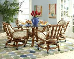 dining room table with chairs on casters dining room chairs with casters large size of room dining room table with chairs on casters