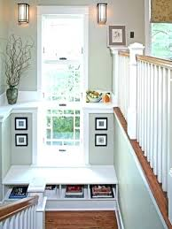 stairway landing decorating ideas stair landing decorating ideas for stairway walls large size of small stair