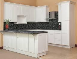 Kitchen Cabinet Display Kitchen Cabinet Rta Kitchen Cabinets Shaker White Display Large