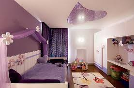 Purple Girls Bedroom Photo   4