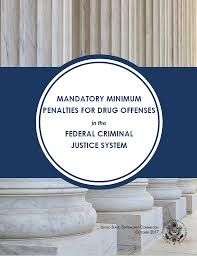 Sentencing Guidelines Chart 2017 Mandatory Minimum Penalties For Drug Offenses In The Federal