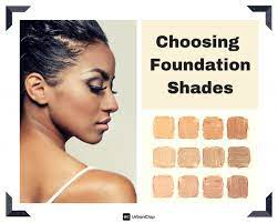 how to choose foundation shade