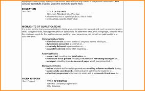 9 10 Leadership Experience Resume Examples