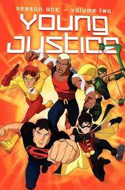 Young Justice Temporada 2 audio latino