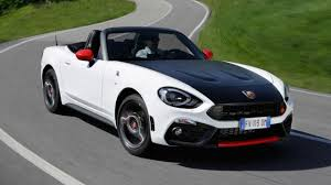 Review: the Abarth 124 Spider   Top Gear
