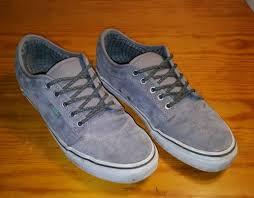 vans ultracush lite. vans ultra cush lite cushsion shoes, gray suede men\u0027s size 8 ultracush