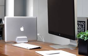 Macbook Pro Display Stand Impressive Just Mobile Debuts AluRack AluBase Apple Display Mount And Stand