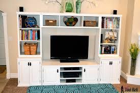 media center with bookshelves. Wonderful Bookshelves Media Center Free Plans For Center With Bookshelves Her Tool Belt