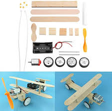 ILS - Electric Sliding Aircraft DIY Kit Student Small ... - Amazon.com