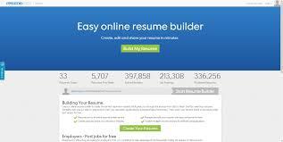 best websites for resume building resume