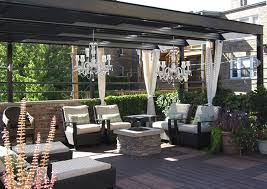 lighting for pergolas. Outdoor Pergola Lighting. Crystal Chandelier Lighting Chandeliers W/ Candle Votives H.25\\ For Pergolas