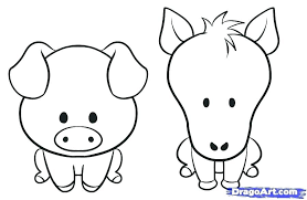 easy pig drawing easy pigs to draw easy drawing ideas for beginners step by step s