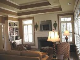How To Decorate A Tray Ceiling How to paint tray ceilings with color Home Decorating Design 25