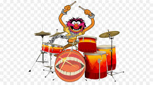 animal muppet drums. Plain Animal Animal Kermit The Frog Drummer The Muppets  Drum Inside Muppet Drums H