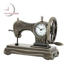 Vintage Looking Sewing Machine