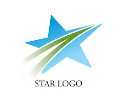 Vector star arrow logo inspiration download | Vector Logos Free ...