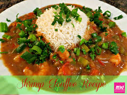 Shrimp Etouffee Recipe - Mommy Week™