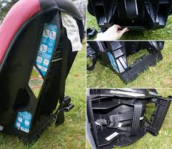 my daughter will be able to sit rear facing in this car seat for a much longer period of time compared to her previous infant car seat