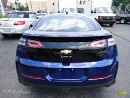 2012 Chevrolet Volt Hatchback in Blue Topaz Metallic photo #3 ...