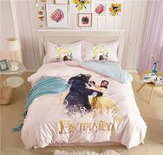 cotton princess bedding set beaut beauty and the beast double bedding 2018 next bedding