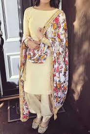 Punjabi Suit Gale Design Pin By Raya Haider On Punjabi Suits Indian Outfits
