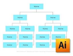 Sample Business Organizational Chart Template Organisational Chart Vpnservice Info