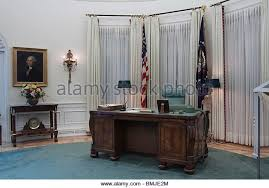 oval office desk. Replica Of Oval Office Desk During LBJ\u0027s Term At Lyndon B Johnson Library And Museum - F