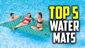 Top 5 Best <b>Floating</b> Water Mats 2019 - YouTube