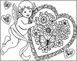 Kids N Fun 79 Kleurplaten Van Valentijn