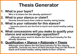 essay thesis statement generator rubric maker samples essay rubric maker thesis statement creator directions this web page explains the different