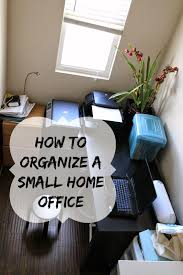 organize small office. Spring Home Office Organization Tips @Staples Organize Small C