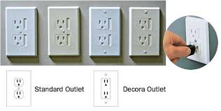 decora outlet covers. Unique Decora ChildSafe Electrical Outlet Cover By Safety InnovationsTM 6 Pk For Decora Covers U