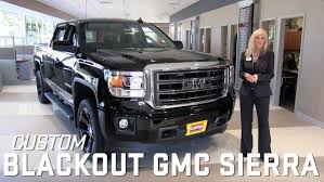 Custom GMC Truck - Buick & GMC Accessories | Luther Brookdale ...