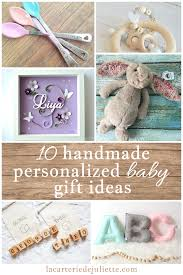 10 handmade personalized baby gift ideas on etsy la carterie de juliette