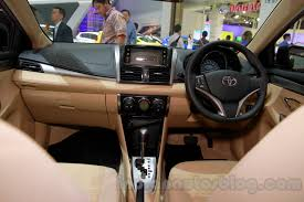 Toyota Vios TRD Sportivo at the 2014 Indonesia International Motor ...