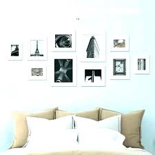 white gallery frame set wall picture frame sets gallery set century white gallery wall frame set