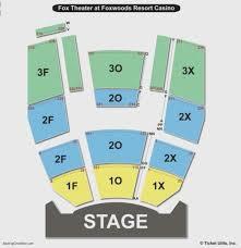 foxwoods grand theater seating chart corner of chart and menu
