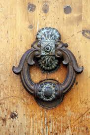 Door Knocker, Livorno, Italy