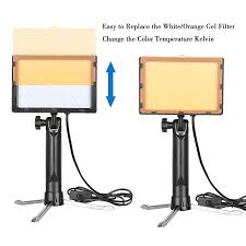 Emart 60 Led Continuous Portable Photography Lighting Kit