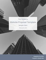 Ultimate Web Design Proposal Template (Free Download) | Bidsketch