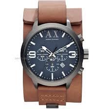 men s armani exchange street chronograph cuff watch ax1274 mens armani exchange street chronograph cuff watch ax1274