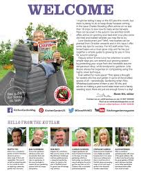 Kitchen Garden Magazine This Month In Kitchen Garden Published In Kitchen Garden By Rmowbray